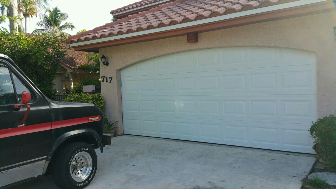 Components of a garage door since the sectional door is most - Sectional Garage Door