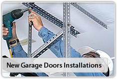 New Garage Doors Installations